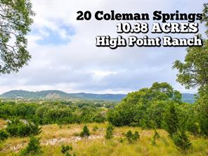 20 Coleman, Boerne, TX, 78006