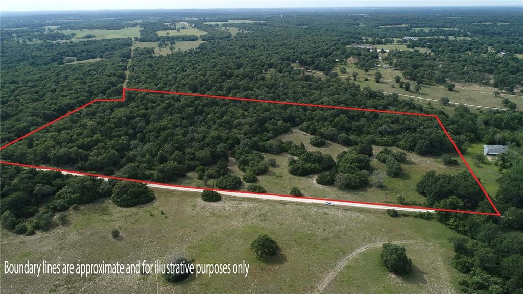 +/-20.3590 acres of beautiful, rolling topography, in northern Burleson County. Property is mostly wooded, perimeter fenced, peaceful and private. This would be a great place for hunting or to build your dream home! Call to schedule a showing today!