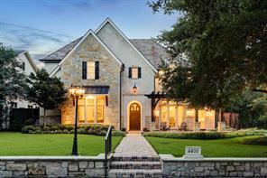 4400 Camellia Lane, Bellaire, TX 77401