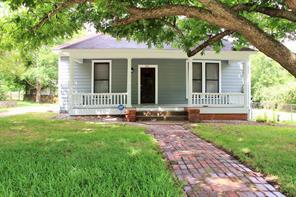 812 Burleson, Brenham, TX, 77833
