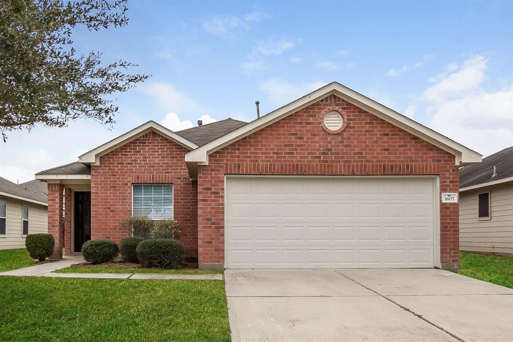 3607 Bluebird Park Lane, Humble, Texas 77338, 3 Bedrooms Bedrooms, 5 Rooms Rooms,2 BathroomsBathrooms,Rental,For Rent,Bluebird Park,64062973