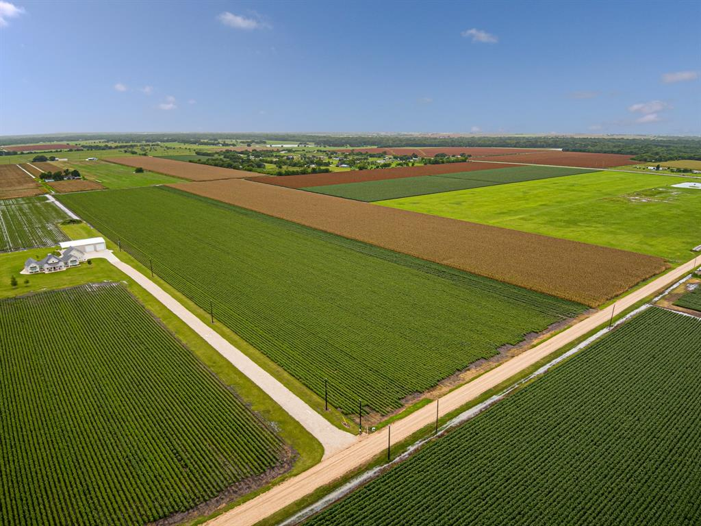 Looking for peaceful country living minutes from Katy Rosenberg/Richmond and Sugar Land? This is the perfect 18.9 ACRE tract to build your new dream home. No restrictions, so bring your horses and cattle. Currently AG exempt and in agricultural production. Country living minutes from big city amenities!