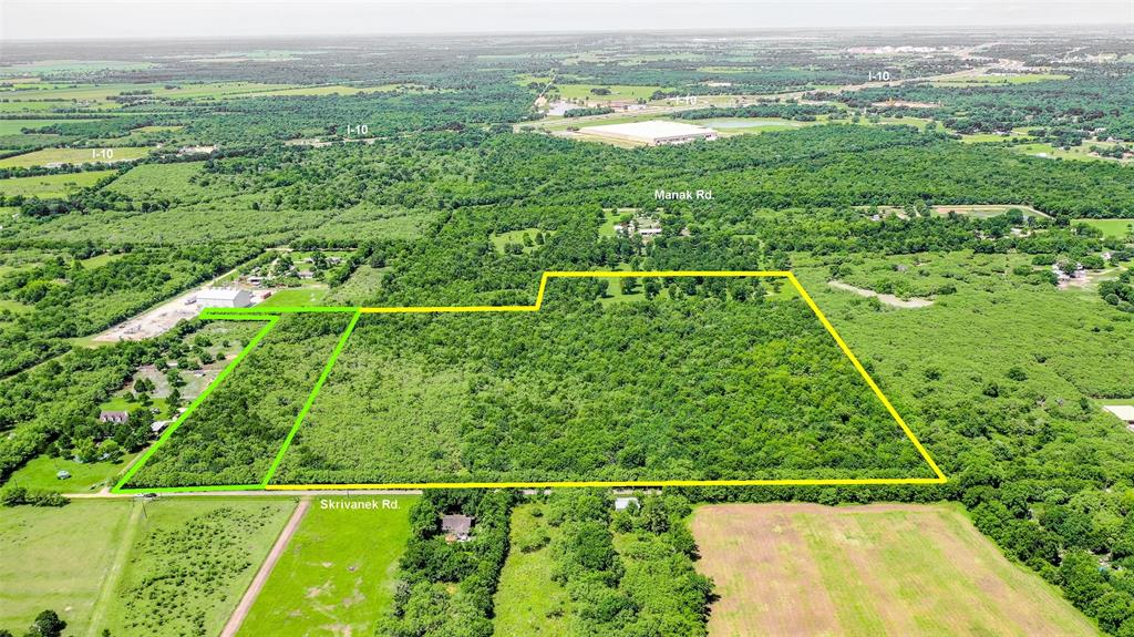 Great opportunity to build your dream home away from the city, in the quaint town of San Felipe, TX. Easy and convenient access to I-10. Located about 1.5 miles from The Stephan F. Austin Golf Course/Club. NO RESTRICTIONS. Property is wooded and there are lots of deer. Seller is willing to subdivide (see photos). Buyer to independently verify measurements. Buyer to obtain survey at buyers expense.