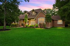 27511 Fairway Oaks Drive, Huffman, TX 77336
