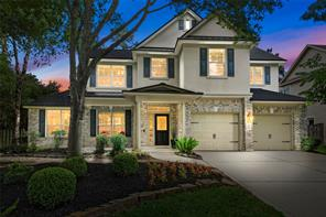 38 S Altwood Circle, The Woodlands, TX 77382