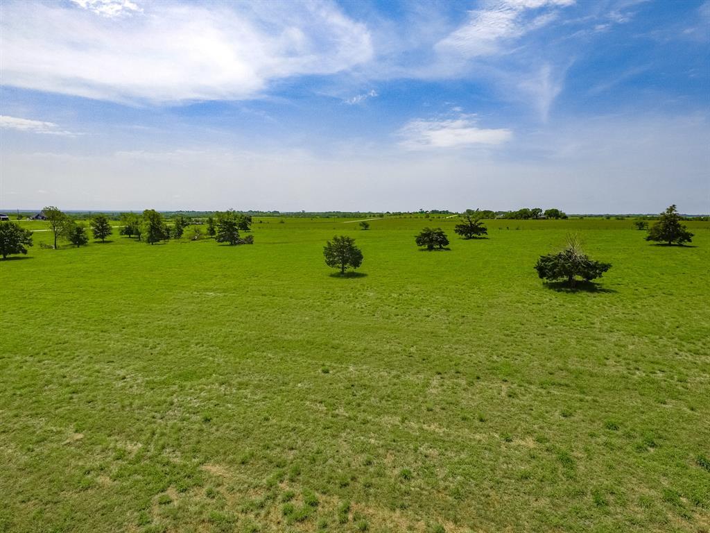 Located in Hatfield Estates on scenic FM 1155 and removed from the rapid growth areas, this serene 14-acre homesite offers long distance views, rolling terrain, scattered trees, and a high elevation homesite overlooking a possible pond site. Minutes from shopping in quaint downtown Navasota and historic Chapel Hill. Excellent homesite in the rolling hills of Washington County. Ag exempt.