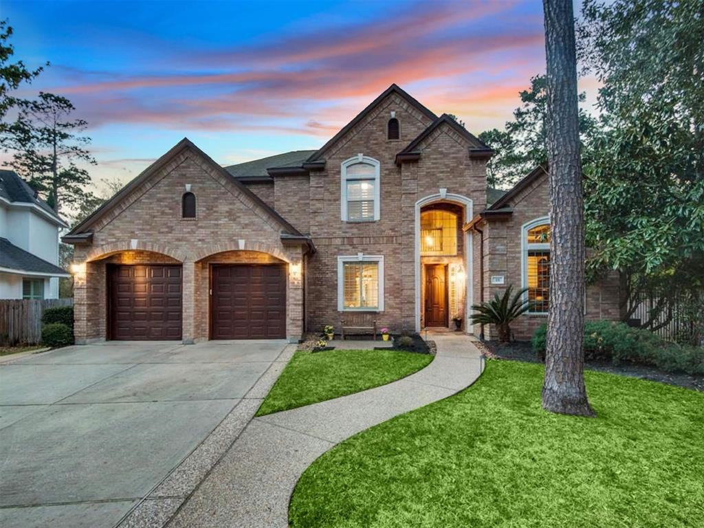 15 Balmoral Place, The Woodlands, Texas 77382, 5 Bedrooms Bedrooms, 11 Rooms Rooms,4 BathroomsBathrooms,Single-family,For Sale,Balmoral Place,63811815