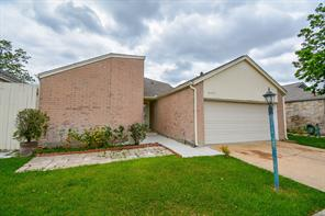6323 Gladewell Drive, Houston, TX 77072