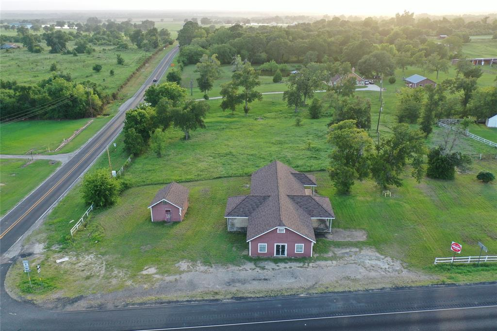 This property is a good location unrestricted acreage with two buildings. I t is up to your what the location can developed into. This 1.86 acres is on the corner of Hwy 6 and FM 1227, between Navasota and Hempstead.