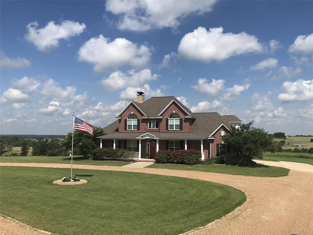 A rare gem with amazing views!  Stunning 13.86 acre property in Austin County, features a 5BR/4Bath, 3,452 sq ft. home.  The interior provides wood and tile flooring throughout, large living areas, bonus room and more.  Beautifully maintained property with incredible views.  25' x 25' barn with water and electrical.  Spacious outdoor living/entertainment area with pool.  Backup generator.  Seasonal creek with improved pastures.  Property is Ag Exempt!
