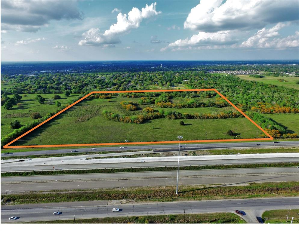 35.768 acres of prime Hwy 59 frontage. 1,992.82 feet of Hwy 59 frontage. The back of the property backs up to David Street. The property is currently in Agriculture exemption.