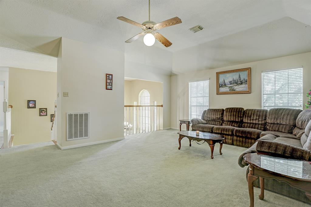 Second family room upstairs