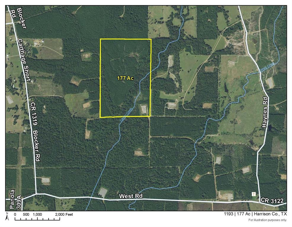 0 Off West Road, Marshall, TX 75672