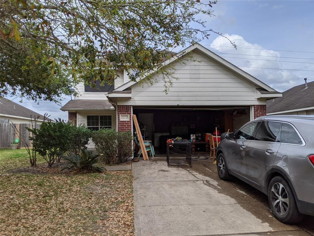 Investors Special!!  Two story, 4 bedroom, 2 1/2 baths, with 2 car garage. Send all offers. Below market value. Home has extensive damage.
