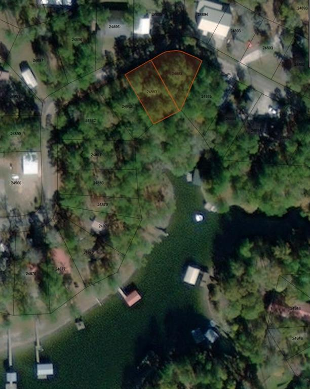 375 S Evergreen Drive, Burkeville, TX 75932