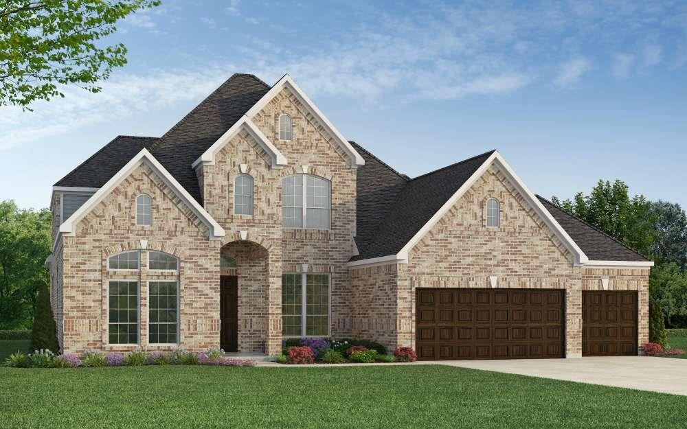 Wonderful 2 story home by J. Patrick Homes in the master planned community of Jordan Ranch! Home features 4 bedrooms, 4 & 1/2 baths. Open floor plan with large windows and plenty of natural light! The kitchen has a large island with bar seating and overlooks the spacious family room. Family room with high ceilings and large windows. Master retreat has dual sinks, a garden tub and separate shower. backyard with a covered patio. The Wonderful Amenities include a Resort Style Pool, Lazy River, Tennis Courts, Walking Trails, Playground, Fitness Center & more! This is a must see!!