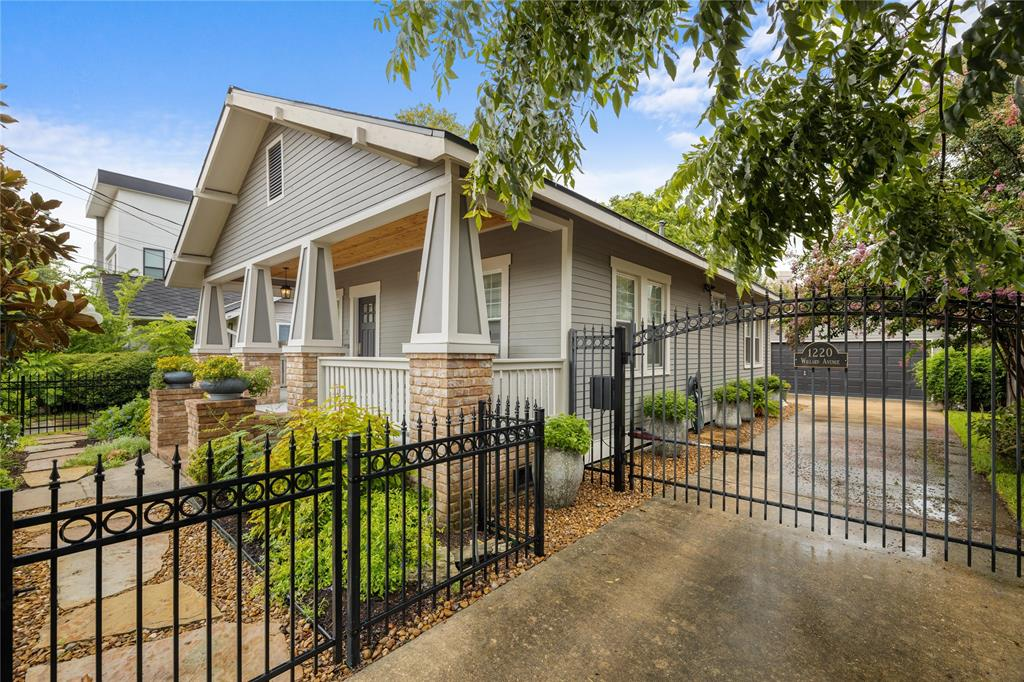 This home features a fully fenced front yard and automatic driveway gate.  Updates in 2014 include plumbing, cement board siding and electrical.
