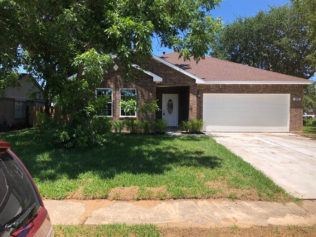 Rental Investor only.. tenant occupied. 2019 New Construction Home. $1825 rental.  FULLY UPGRADED, never flooded, ground build. Corner Lot. Single Story House, 3 bed -2.5bath, 1876 includes front porch.  Upgrades: Granite countertop, Porcelain Wood Tiles, All wooded premium cabinets.  Spa tub. double sink, shower. LowE Vinyl Windows, 30yr shingles Roofing. All LED Lights, 14 Seers Ac unit. Stainless Steel Stove/Dishwasher and Microwave and much more.