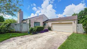 1826 Meadowlocke Lane, Sugar Land, TX 77478