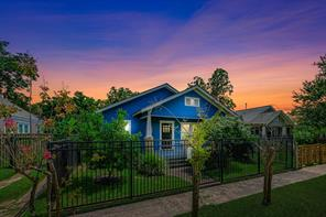 1124 Dunbar, Houston, TX, 77009