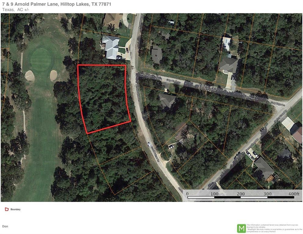 7 Arnold Palmer Lane, Hilltop Lakes, TX 77871