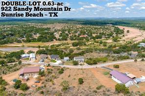922 Sandy Mountain, Sunrise Beach Village, TX, 78643