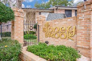 1811 Stoney Brook, Houston, TX, 77063