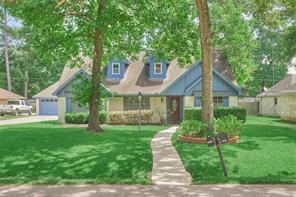 26402 Hillside Drive, Oak Ridge North, TX 77386