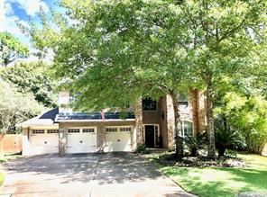 38 Crested Point Place, The Woodlands, TX 77382