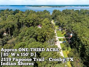 2119 Papoose Trail, Crosby, TX 77532
