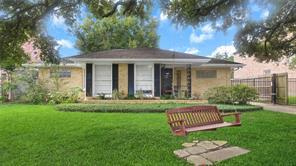 3519 Underwood Street, Houston, TX 77025