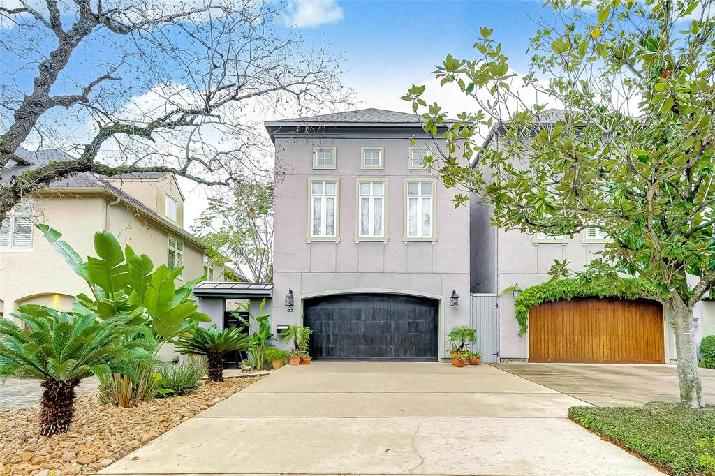 Handcrafted home built by Lawrence Chan. This beautiful home is priced under market value. French Quarter style home w/Courtyard located off Mid Lane in the River Oaks area. Walking distance to dining and shopping areas in Houston including River Oaks shopping district, Highland Village, Central Market and minutes to the Galleria. Home features high ceilings, crown molding throughout and gleaming hardwoods on the first floor. Butler's pantry and wet bar, custom cabinets, elevator shaft and French doors that open out to the fully enclosed patio and outdoor space. Spacious Gourmet Chef's kitchen with large island for food preparation. Beautiful large windows that stream in natural light. Custom built-ins throughout the home with an abundance of storage. All bedrooms have ensuite baths and walk in closets. Double wide driveway for parking. Surrounded by excellent public and private schools. HCAD 2020 appraisal $1,015,569.00. Price to sell!