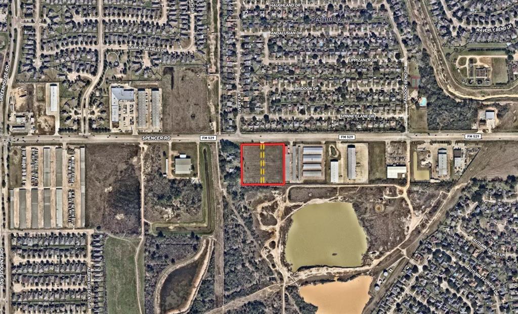 0 Fm 529 Road, Cypress, Texas 77433, ,Lots,For Sale,Fm 529,35929325