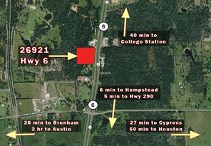 26921 Highway 6, Hempstead, TX 77445