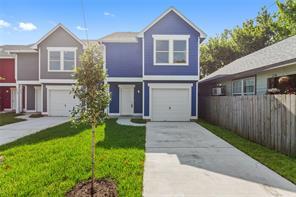 3405 Sauer, Houston, TX, 77004