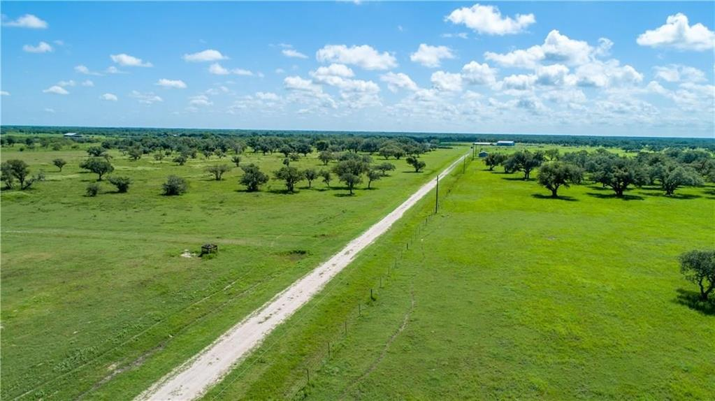 Take a look at this multi-purpose, 286.69 +/- acre ranch just a few miles north of Refugio, Texas! The improved property includes a ranch house, newer 40 x 60 barn, cattle pens and pastures, five-wire fencing, good roads, senderas, and expansive hay meadow. There are also five water wells and numerous mature oaks scattered throughout this well-maintained ranch. Surrounded by large ranches, the property has not been hunted in years and provides good habitat for wildlife. Whether you're looking to raise livestock, farm, hunt or just kick back and enjoy the seclusion of the great outdoors, this place has a little bit of everything. Call for an appointment and we'll show you around.