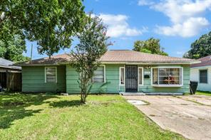 1119 Gober, Houston, TX, 77017