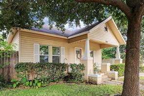 604 Cordell, Houston, TX, 77009