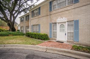 2600 Bellefontaine Street D11, Houston, TX 77025