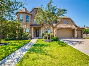 21107 Harvest Thistle Drive, Richmond, TX 77406