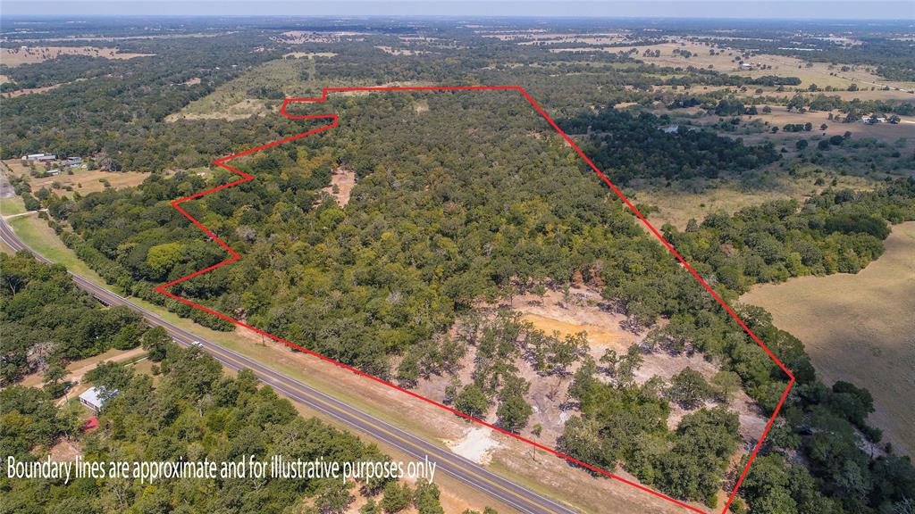 This +/-40 acre tract is located just minutes from Birch Creek State Park at Lake Somerville and less than 30 miles to College Station! This property is ready to make your own with a 100x50 pad site built up for your custom home, water well and electric on site, partial clearing, and trails throughout for ATVs! Other features include a wet weather creek, scattered hardwoods, multiple elevation levels and paved frontage. Whether you're looking for a hunting getaway or secluded weekend retreat, this property is sure to meet your needs!