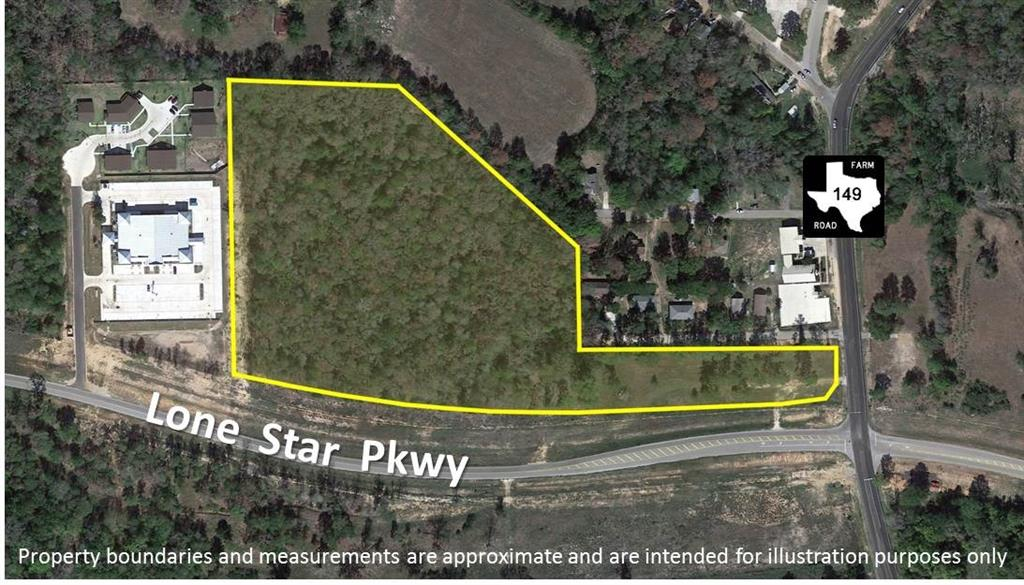 13AC Lone Star Parkway, Montgomery, TX 77356