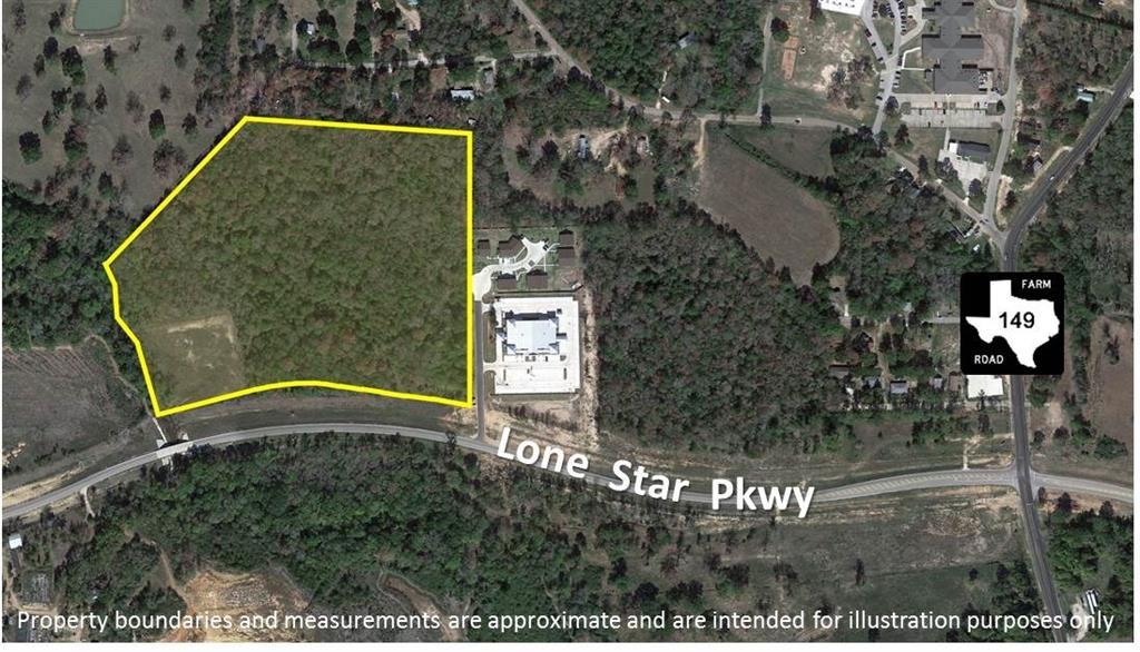 23AC Lone Star Parkway, Montgomery, TX 77356
