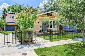 510 Euclid Street, Houston, TX 77009