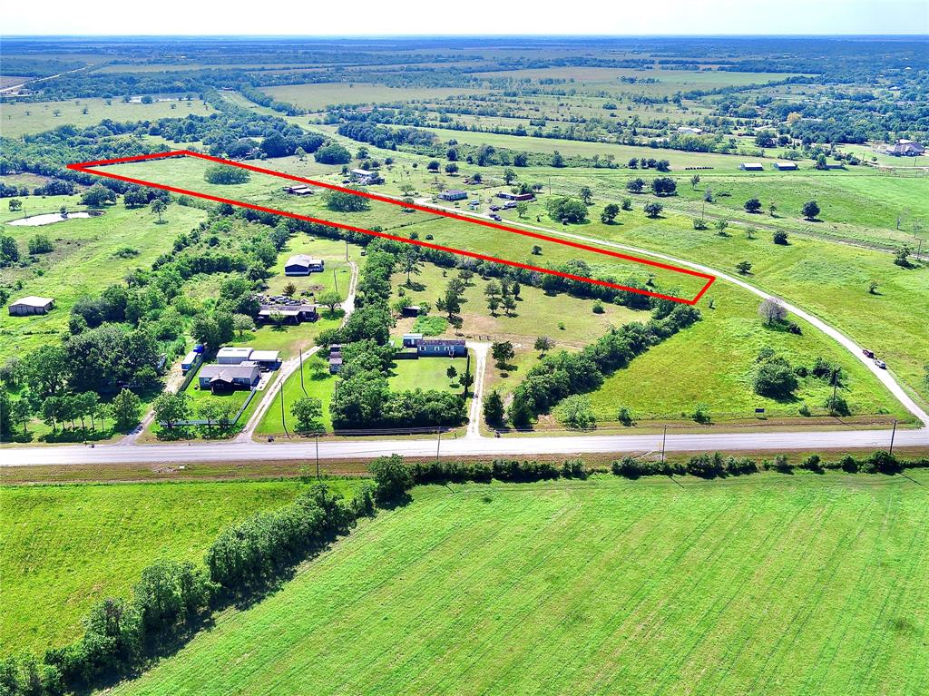 Up to 10 beautiful acres in Santa Fe on FM 646 just a quarter mile from 2004.