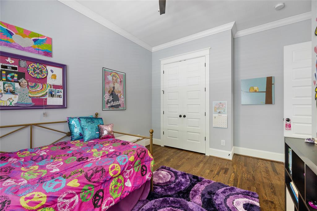 A look at the other secondary bedroom.