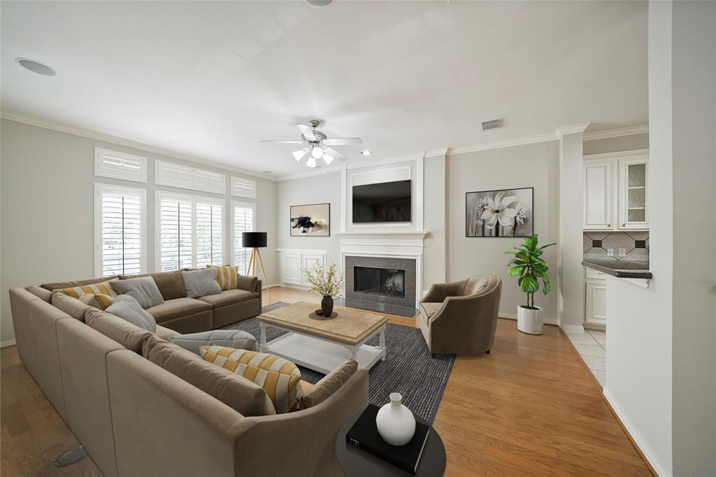 Welcome to this 1807 Bailey. Relax and make yourself at home in this beautiful and bright open plan living space.