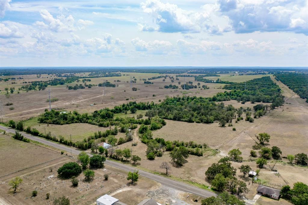69+/- acres for sale on FM 1696 in Grimes County.  Property is currently being used as a cattle ranch and leased for hunting as well. There are scattered oak trees throughout, as well as a few ponds for watering livestock.  There is an old home on the property directly off FM 1696 that holds no value. Property is 30 minutes from College Station making it an easy commute if needed.  There are multiple locations on this property that could serve for a building site for your next home.