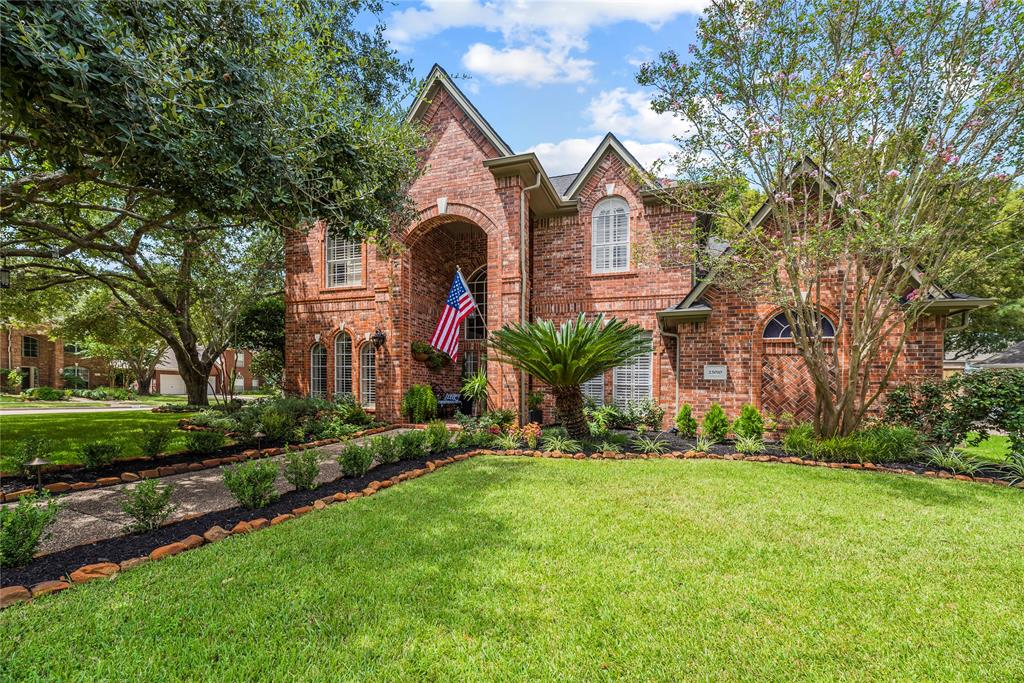CHECK OUT THE VIRTUAL TOUR~Looking for a peaceful community that still manages to offer modern amenities? Charm & character combined with convenient location welcomes the highly sought out community of Cinco Ranch. One of the most well-known communities in the Katy area. This is home, 23010 Meadow Pond Cr. This 4 bed 3.5 bath beauty lacks one thing...you! This home delivers! Step inside a chef's dream with granite countertops, double convection oven, & chef's oven, & whip up decadent dinners. Enjoy hosting friends & family in the inviting living room with engineered wood floors & plantation shutters, while listening to laughter from the upstairs gameroom. Step outside to your backyard & light up the grill. Luxury lies all around you. Situated on a corner lot in a cul-de-sac, surrounded by beautiful trees, Cinco Ranch South Lake Village features lakes, swimming pools, playgrounds, & much more. With easy access to great food & shopping, this is one you don't want to miss.