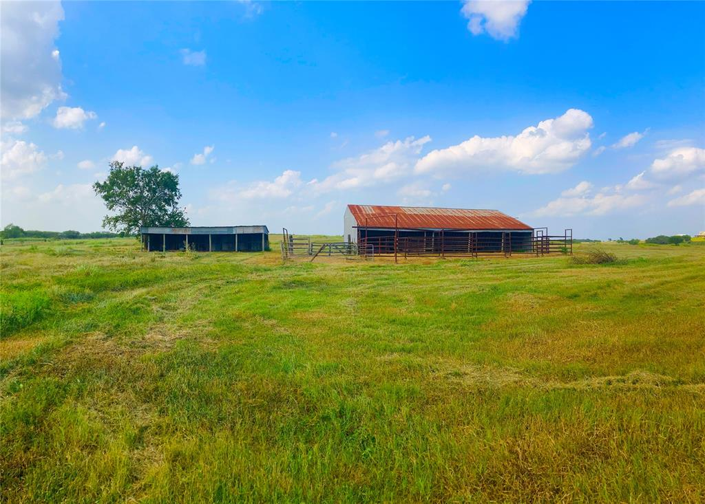 Enjoy the wide open, BIG Texas sky view from this conveniently located 69 acre tract located between Chappell Hill and Brenham!  With multiple spots to build your country dream home, enjoy the quiet county road living without being too far from town.  The pasture is improved with excellent grass and the pond is full of water ready for some fishing!  There is a large barn which has a large storage area for equipment and a pipe fenced lot for working livestock.  Another long lean to barn is available for shelter for the livestock or horses.  Property perimeter is fully fenced and new pipe fenced with cattle guard entrance has been installed.  Schedule your private appointment today and come see for yourself!!